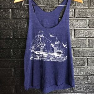 American Apparel tank top size large
